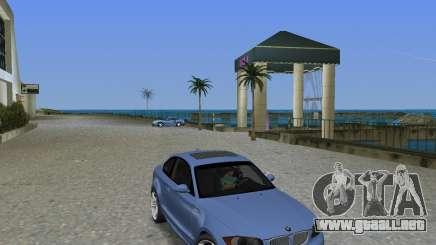 BMW 135i para GTA Vice City