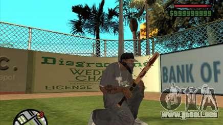 Brocas sangrientos para GTA San Andreas