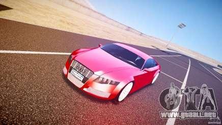 Audi Nuvollari Quattro para GTA 4
