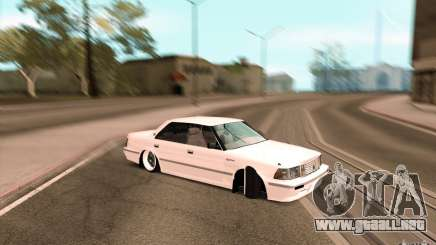 Toyota Crown S130 para GTA San Andreas