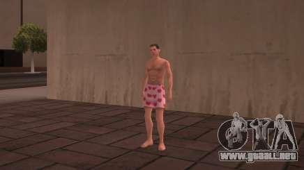 Slivŝik forma para GTA San Andreas
