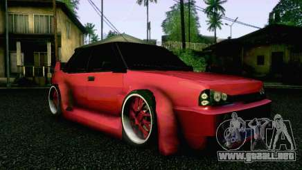 Tofas Dogan SLX DRIFT para GTA San Andreas
