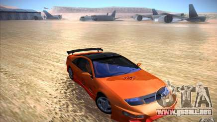 Nissan 300ZX Twin Turbo para GTA San Andreas