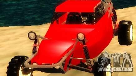 Buggy V8 4x4 para GTA San Andreas