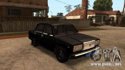 VAZ 21073 servicio para GTA San Andreas