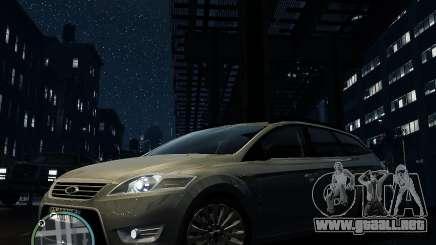 Ford Mondeo Mk4 para GTA 4