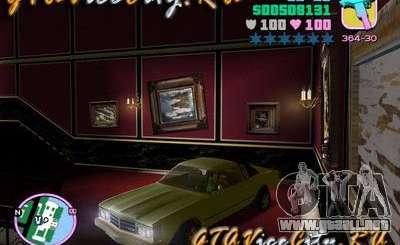 Chrysler Lee Baron para GTA Vice City