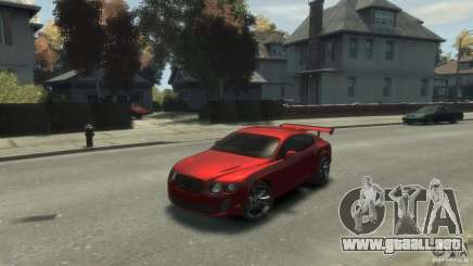 Bentley Continental SS para GTA 4