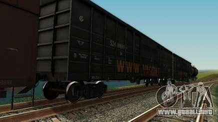 Boxcar para GTA San Andreas