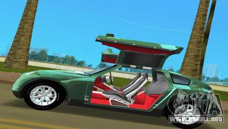 Infiniti Triant para GTA Vice City left