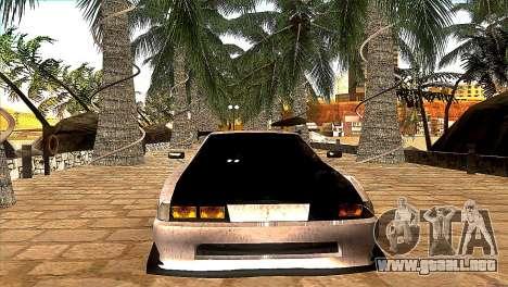 Elegy BN Nismo Sports para GTA San Andreas left