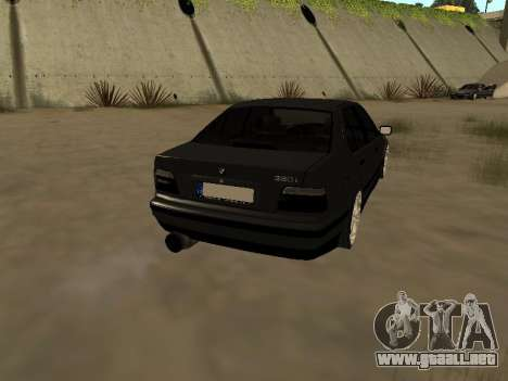 BMW 320i E36 para GTA San Andreas left