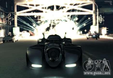 El guión del Batimóvil para GTA 4