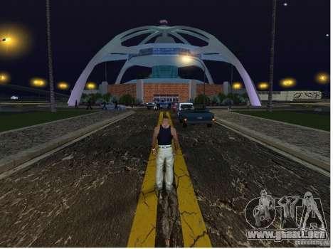 El nuevo aeropuerto, Los Santos para GTA San Andreas