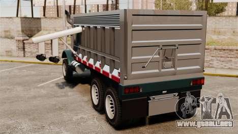 Nuevo camión Biff para GTA 4