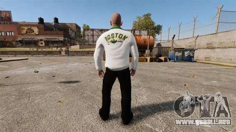 Ropa nueva para Brucie para GTA 4 segundos de pantalla