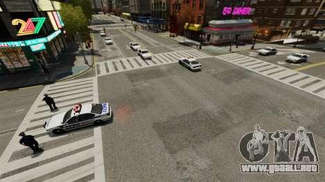 Más policías para GTA 4