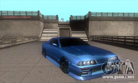 Elegy awesome D.edition para GTA San Andreas