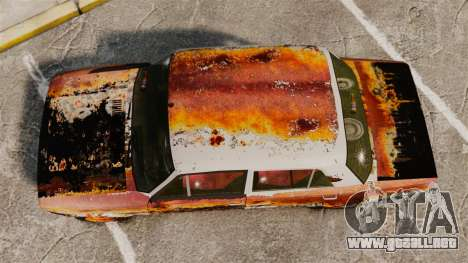 Tofas Serce Rusty para GTA 4