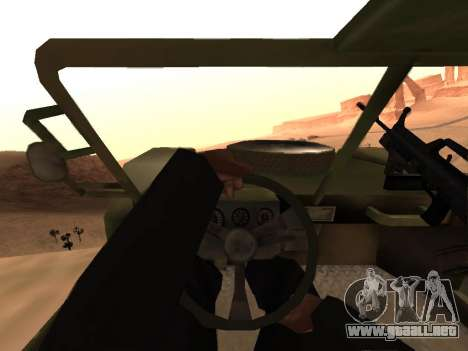 FAV de Battlefield 2 para la visión correcta GTA San Andreas
