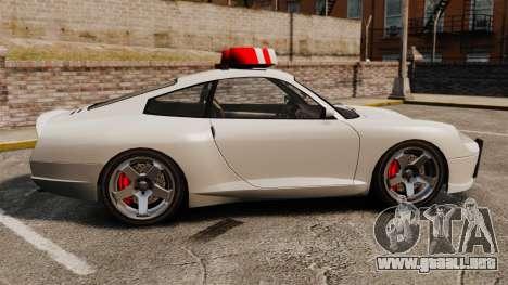 Policía cometa para GTA 4 left