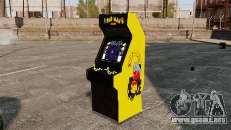 Nueva máquina tragaperras para GTA 4