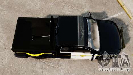 Ford F-150 v3.3 State Trooper [ELS & EPM] v2 para GTA 4 visión correcta