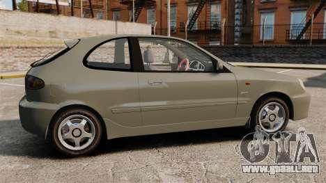Daewoo Lanos Sport PL 2000 para GTA 4 left