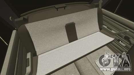 VAZ-2107 para GTA 4 interior
