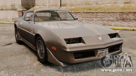 Imponte Phoenix 455 RS para GTA 4