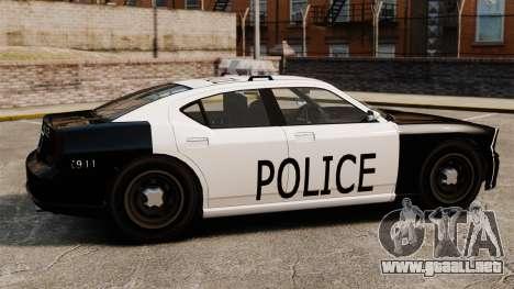 Buffalo policía LAPD v1 para GTA 4 left