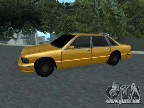 Premier para GTA San Andreas left
