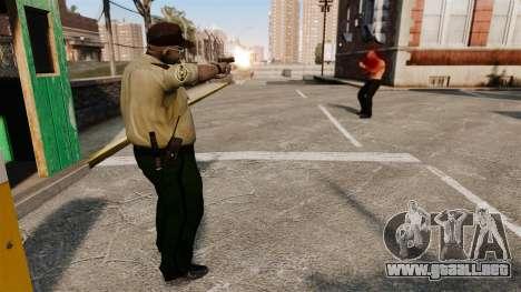 Guardias de la policía para GTA 4