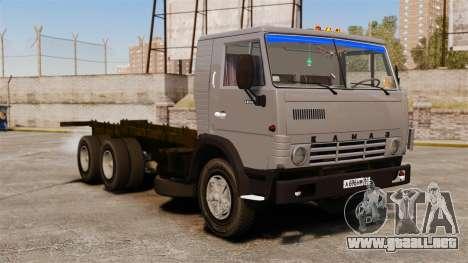 KAMAZ-53212 v1.4 para GTA 4