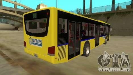 Bus Line 88 Novi Zeleznik para la visión correcta GTA San Andreas