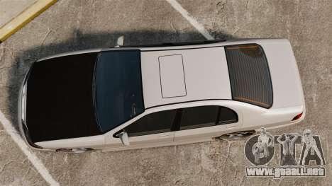 Feroci Drift Spec para GTA 4 visión correcta