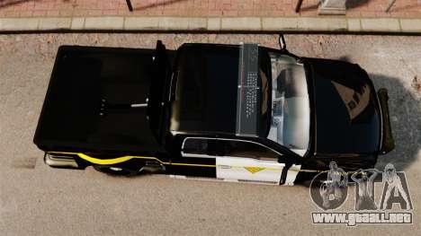 Ford F-150 v3.3 State Trooper [ELS & EPM] v3 para GTA 4 visión correcta