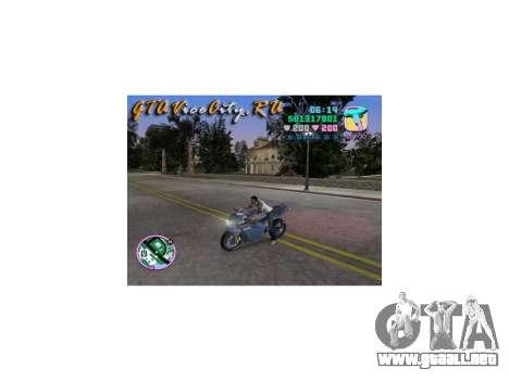 Ducatti 996 para GTA Vice City
