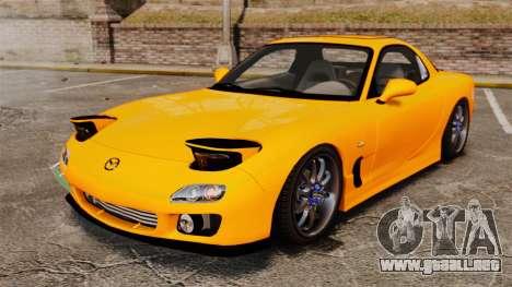 Mazda RX-7 FD3S para GTA 4