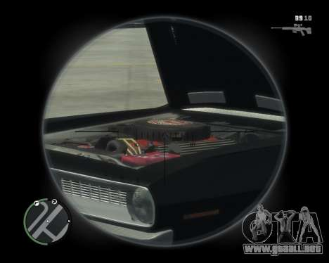 Plymouth Barracuda 1970 para GTA 4