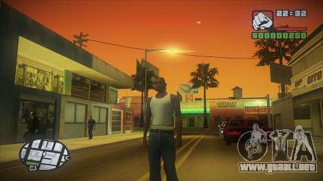 GTA HD Mod para GTA San Andreas tercera pantalla