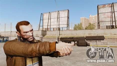 Táctica de la pistola Glock 18 v2 para GTA 4
