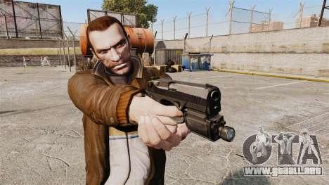 Beretta PX4 para GTA 4 segundos de pantalla