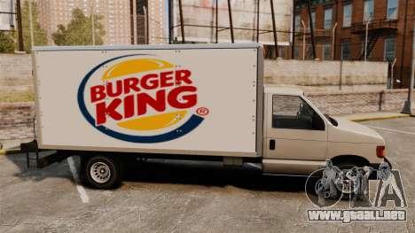 Nuevos anuncios de Steed para GTA 4 vista interior