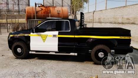 Ford F-150 v3.3 State Trooper [ELS & EPM] v2 para GTA 4 left