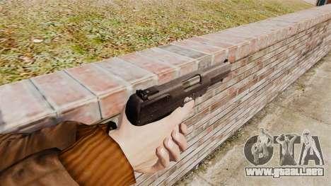 Carga automática pistola FN Five-seveN v2 para GTA 4 segundos de pantalla