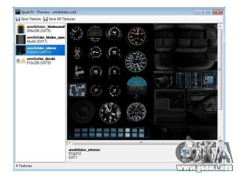 SparkIV 0.7.0 Beta 1 for GTAIV & EFLC para GTA 4 adelante de pantalla