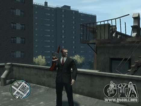 Thompson para GTA 4 tercera pantalla