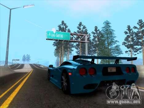 Mosler MT900S 2010 V1.0 para la visión correcta GTA San Andreas