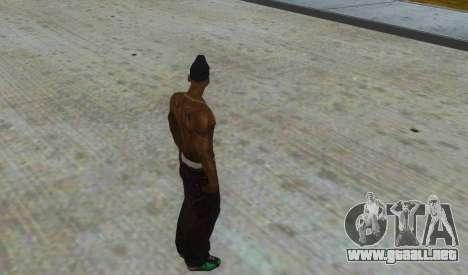 Piel OGLOC para GTA San Andreas tercera pantalla